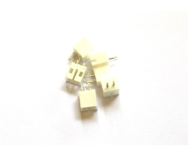 JST PHR-2 male battery connector