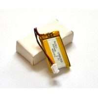 LiPo 3.7v Battery 400mAh (JST)